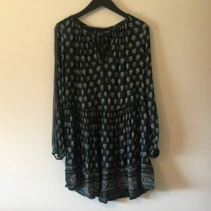 Zara Tunic Top
